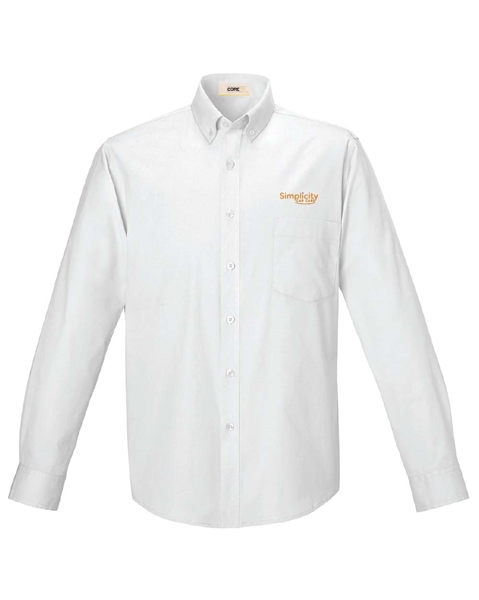 Picture of Simplicity Long Sleeve Twill Shirts